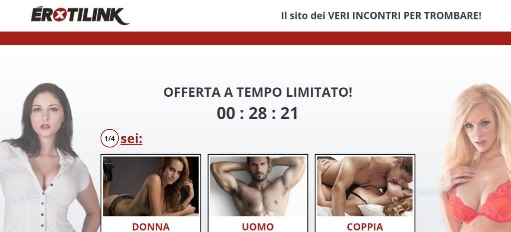 siti per adulti erotilink
